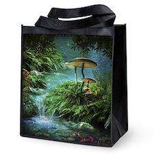 Enchanted Pond Reusable Grocery Tote Bag