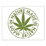 Made in Nature Small Poster