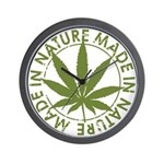 Made in Nature Wall Clock
