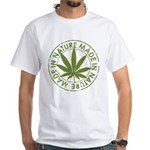 Made in Nature White T-Shirt