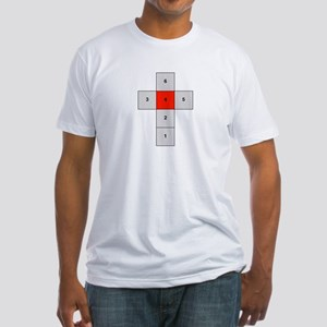 Scotch-Hoppers for Sol Lewitt - Fitted T-Shirt