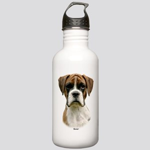 Boxer puppy 9Y049D-044 Stainless Water Bottle 1.0L