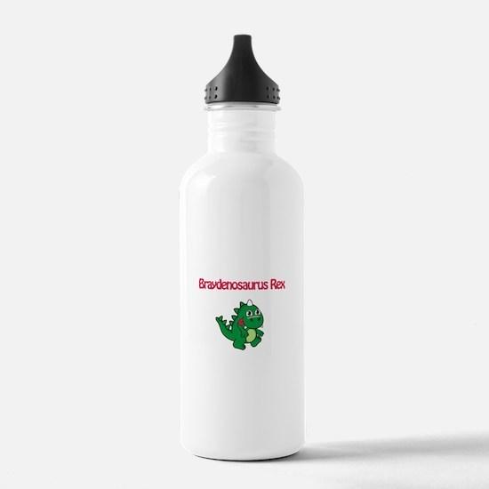 Braydenosaurus Rex Water Bottle