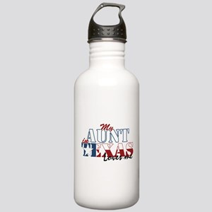 My Aunt in TX Stainless Water Bottle 1.0L