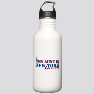My Aunt in NY Stainless Water Bottle 1.0L