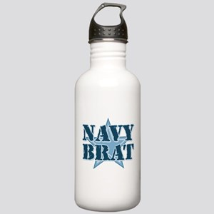 Navy Brat Stainless Water Bottle 1.0L