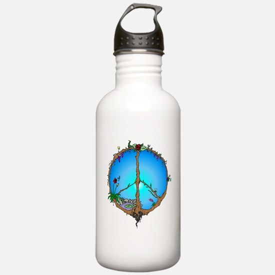 Earth Peace Water Bottle