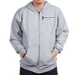 Invisible Disabilities Associ Zip Hoodie