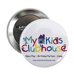 """My Kids Clubhouse 2.25"""" Button (10 pack)"""