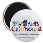 My Kids Clubhouse Magnet