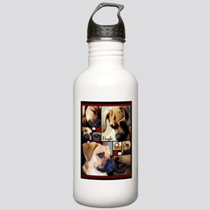 Puggle Parts Stainless Water Bottle 1.0L
