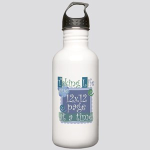 12x12 Stainless Water Bottle 1.0L