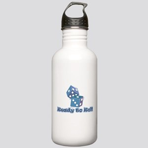 Ready to Roll Stainless Water Bottle 1.0L