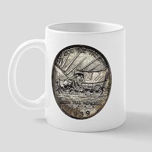 Oregon Trail Reverse Mug