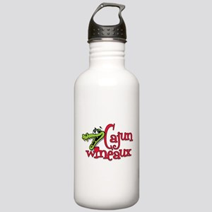 Cajun Wineaux gator Stainless Water Bottle 1.0L