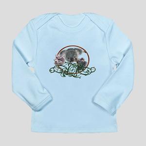 Koala Bear Long Sleeve Infant T-Shirt