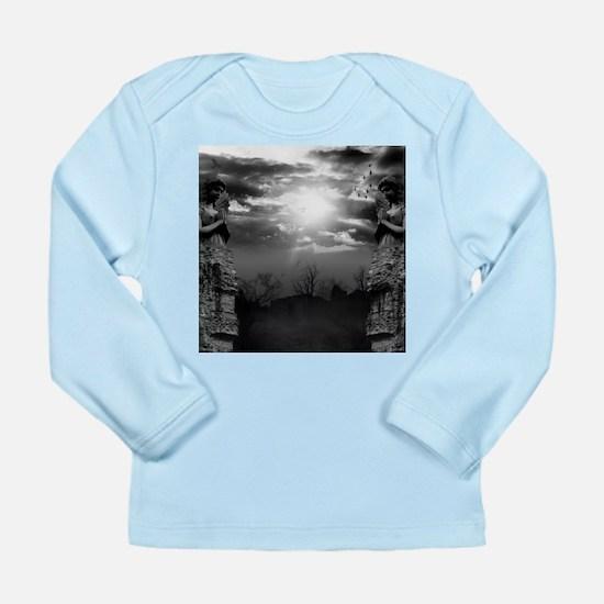 Dark Gates Long Sleeve Infant T-Shirt