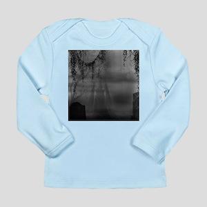 Dark Places Long Sleeve Infant T-Shirt