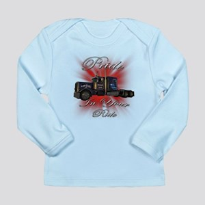 Pride In Ride 1 Long Sleeve Infant T-Shirt