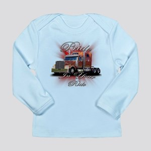 Pride In Ride 2 Long Sleeve Infant T-Shirt