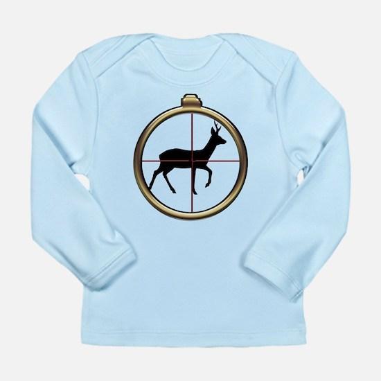 Deer Hunt Long Sleeve Infant T-Shirt