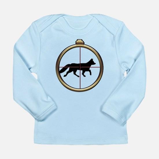 Fox Hunt Long Sleeve Infant T-Shirt