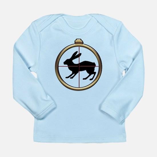 Rabbit Hunt Long Sleeve Infant T-Shirt