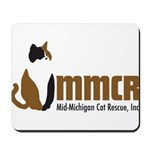 Mid-Michigan Cat Rescue Mousepad
