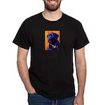 Black Lab Black T-Shirt