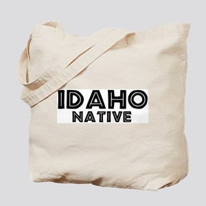Idaho Native Tote Bag