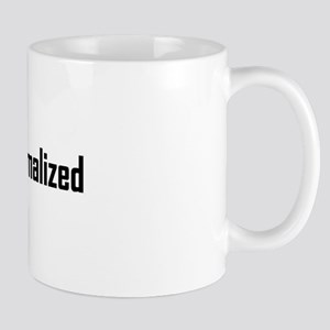 not normalized Mug