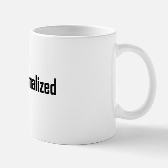 not normalized Mug