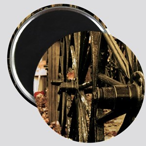 Wagon Wheels Magnet