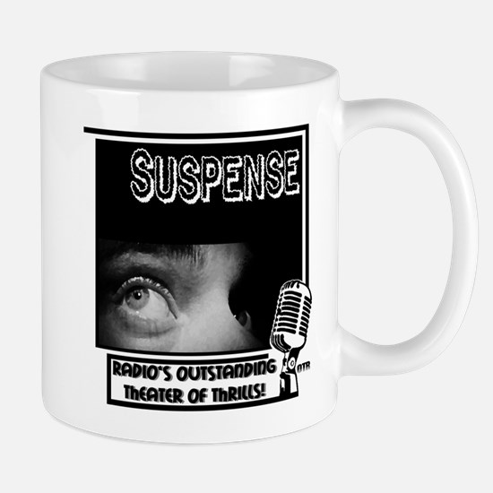 Cute Suspense Mug