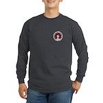 Vintage Medusa Logo Long Sleeve T-Shirt