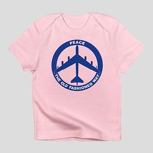 B-52G Peace Sign Infant T-Shirt