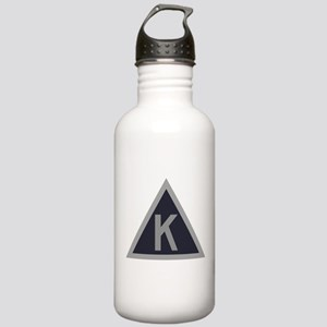 Triangle K Stainless Water Bottle 1.0L