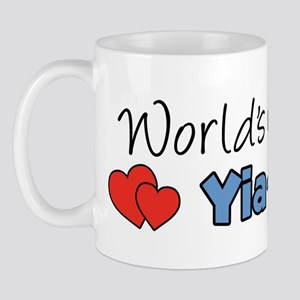 World's Greatest Yia-Yia Mug