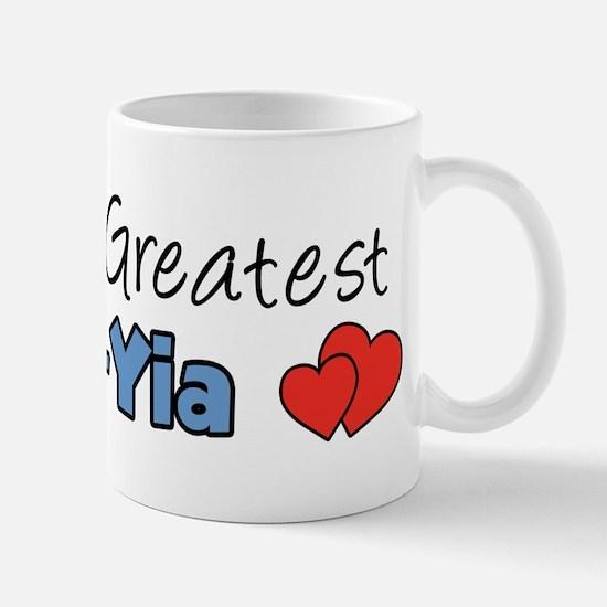 World's Greatest Yia-Yia Mug