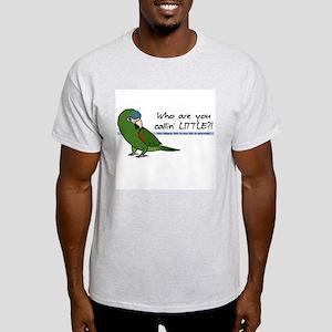 Hahn's Macaw Little Ash Grey T-Shirt