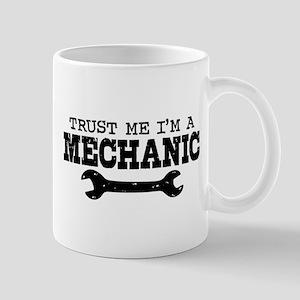 Trust Me I'm A Mechanic Mug