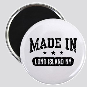 Made In Long Island Magnet