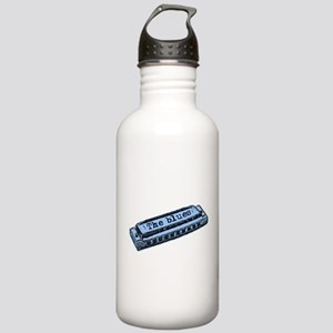 The Blues Harp Stainless Water Bottle 1.0L