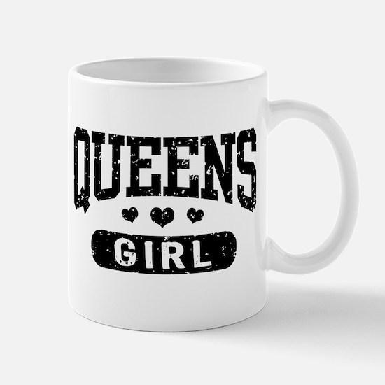 Queens Girl Mug