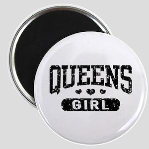 Queens Girl Magnet
