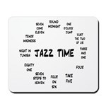 Jazz Time Real Book Mousepad