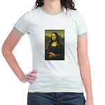 Mona Lisa Jr. Ringer T-Shirt