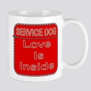 SERVICE DOG SHOP Mugs