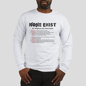 None Exist(tm) Long Sleeve T-Shirt
