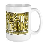 Bodhissatva in Training Large Mug